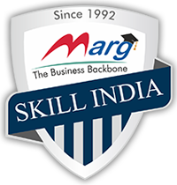 marg education logo